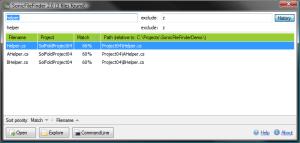 Sonic File Finder